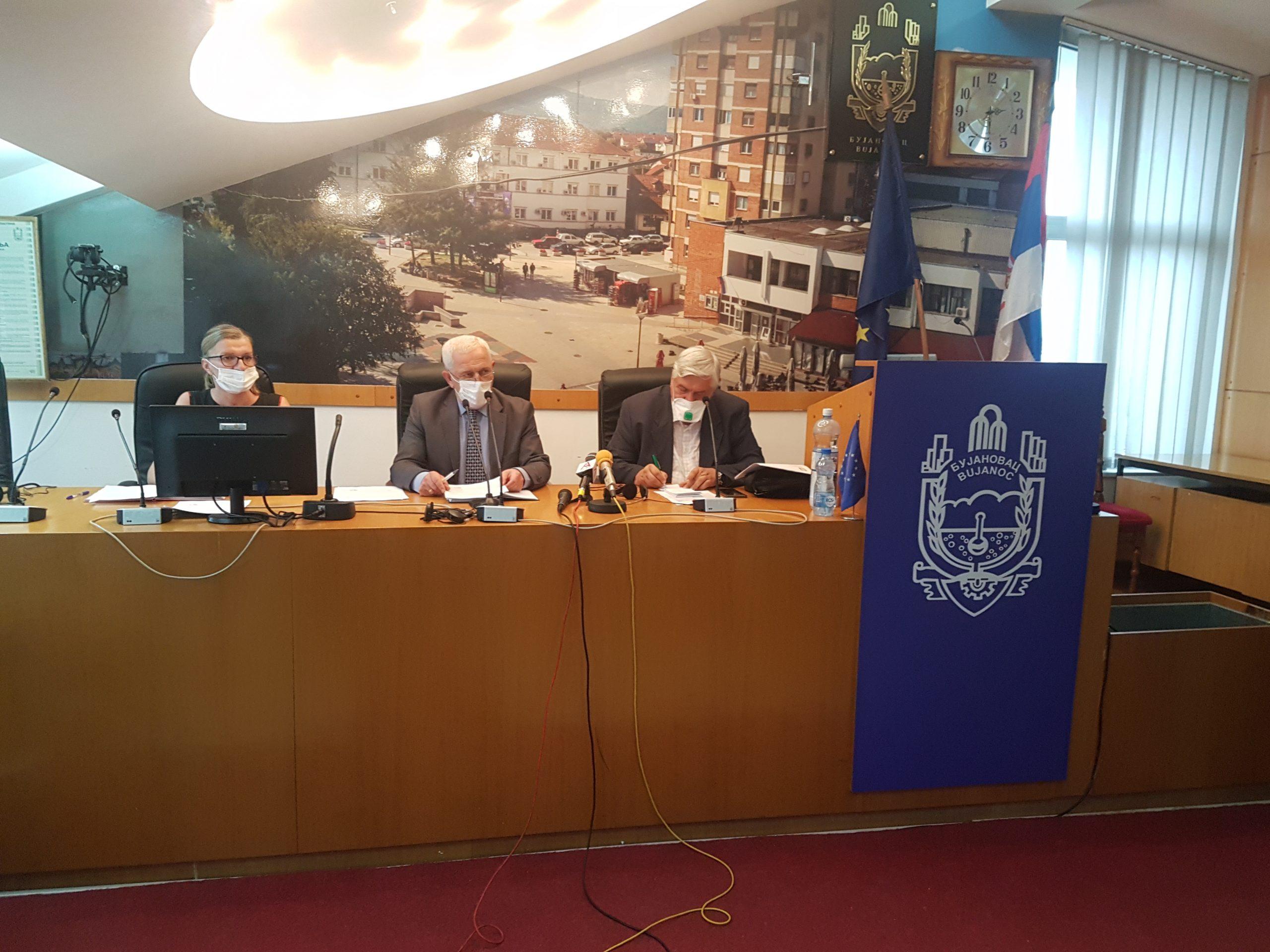 Epidemiologu Tiodoroviq: Gjendja në Bujanoc dhe Preshevë shumë e paqartë, në Bujanoc 12 të vdekur nga korona
