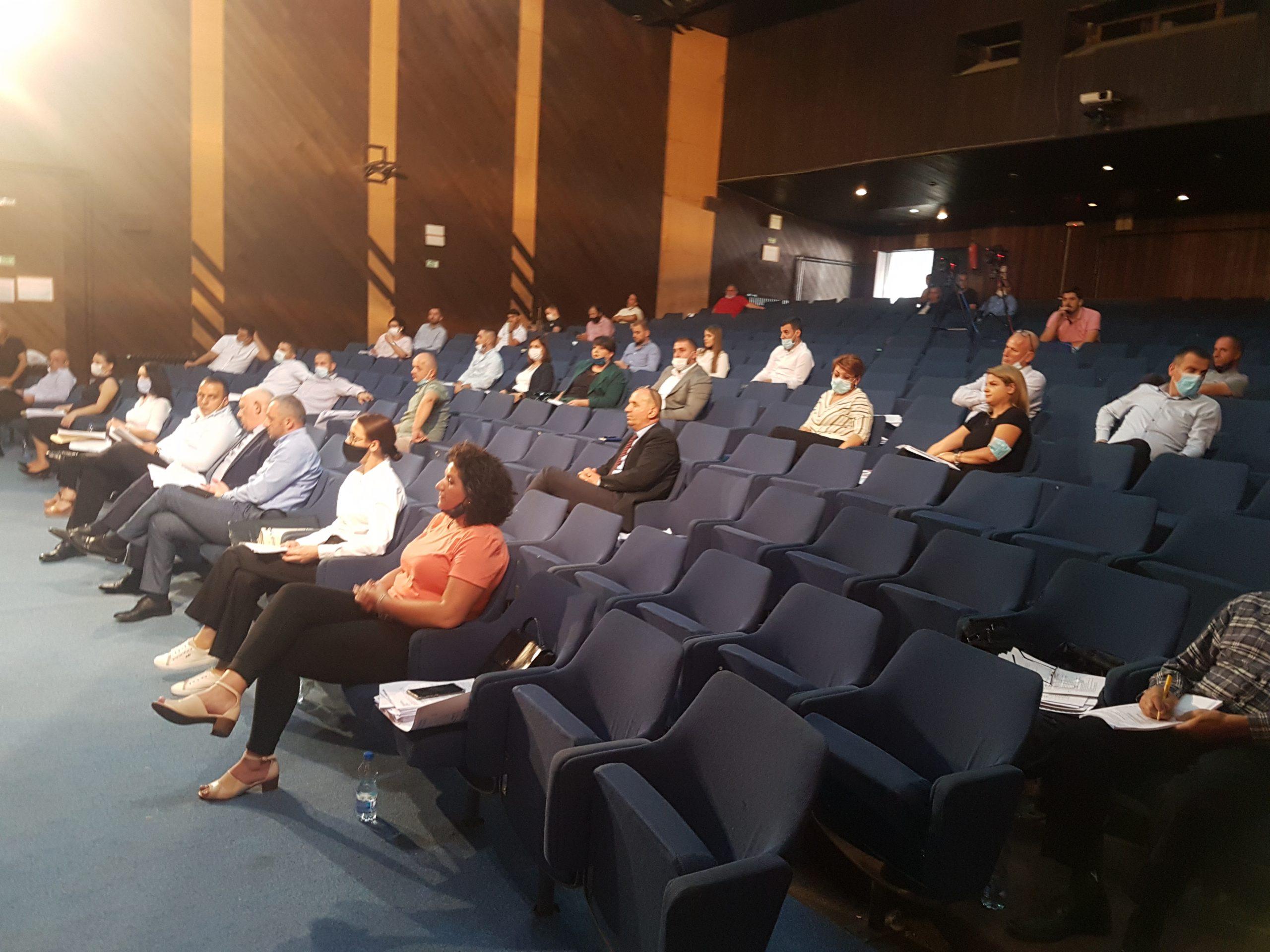 Kuvendi Komunal aprovon rishikimin e buxhetit, ndodh një ndryshim i vogël